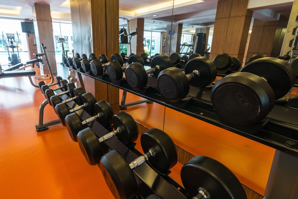 Fitness Facility, Legacy Suites Hotel