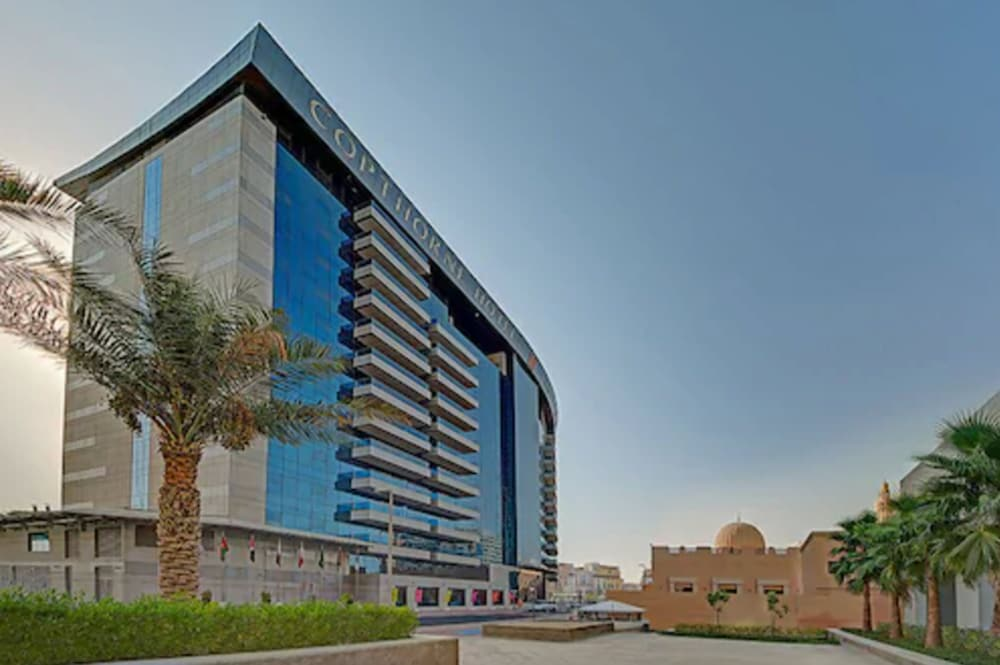 Featured Image, Copthorne Hotel Dubai