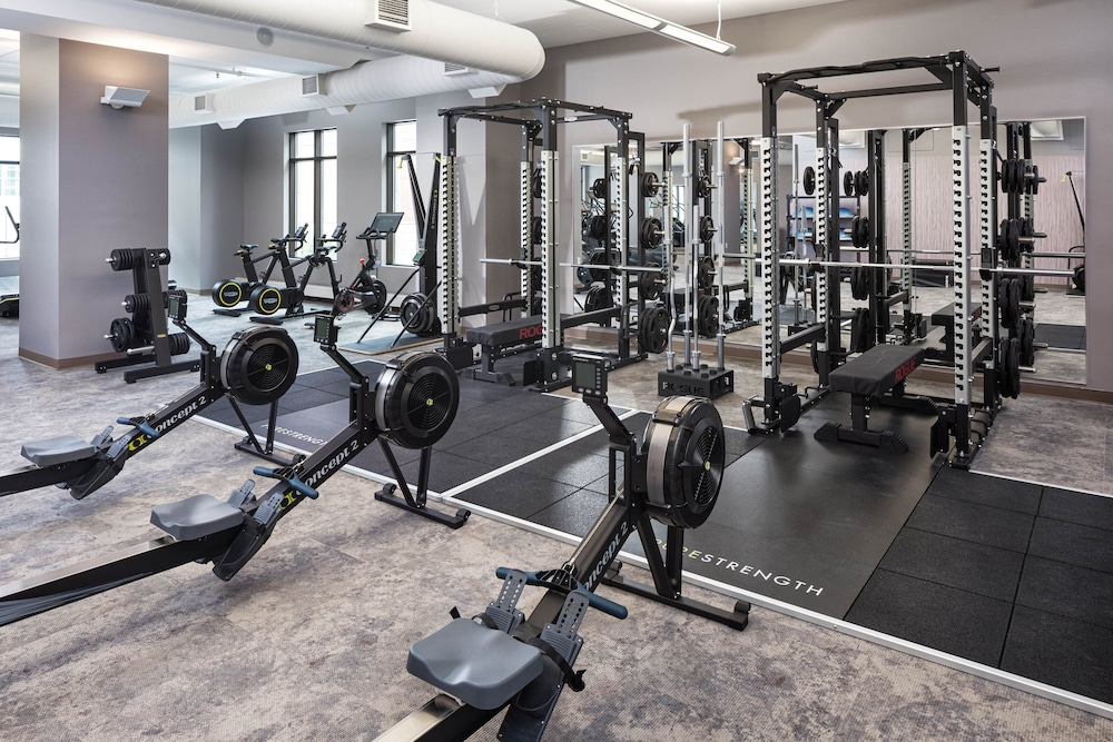 Fitness Facility, Hotel Ivy, a Luxury Collection Hotel, Minneapolis