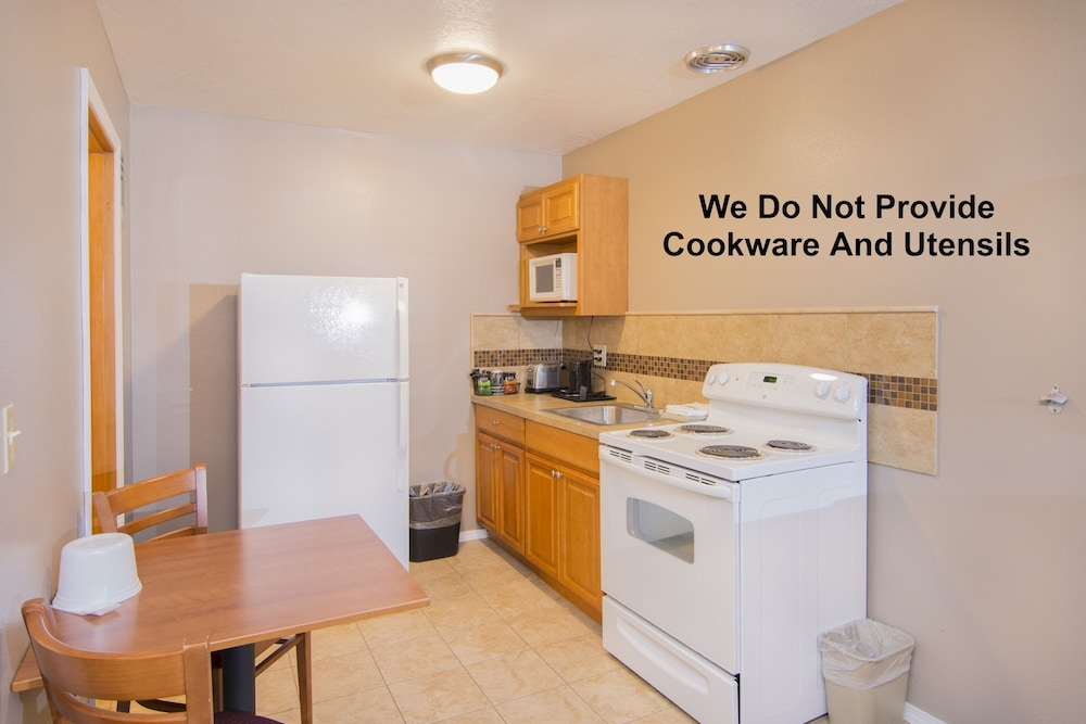 Private Kitchen, Nordic Inn & Suites