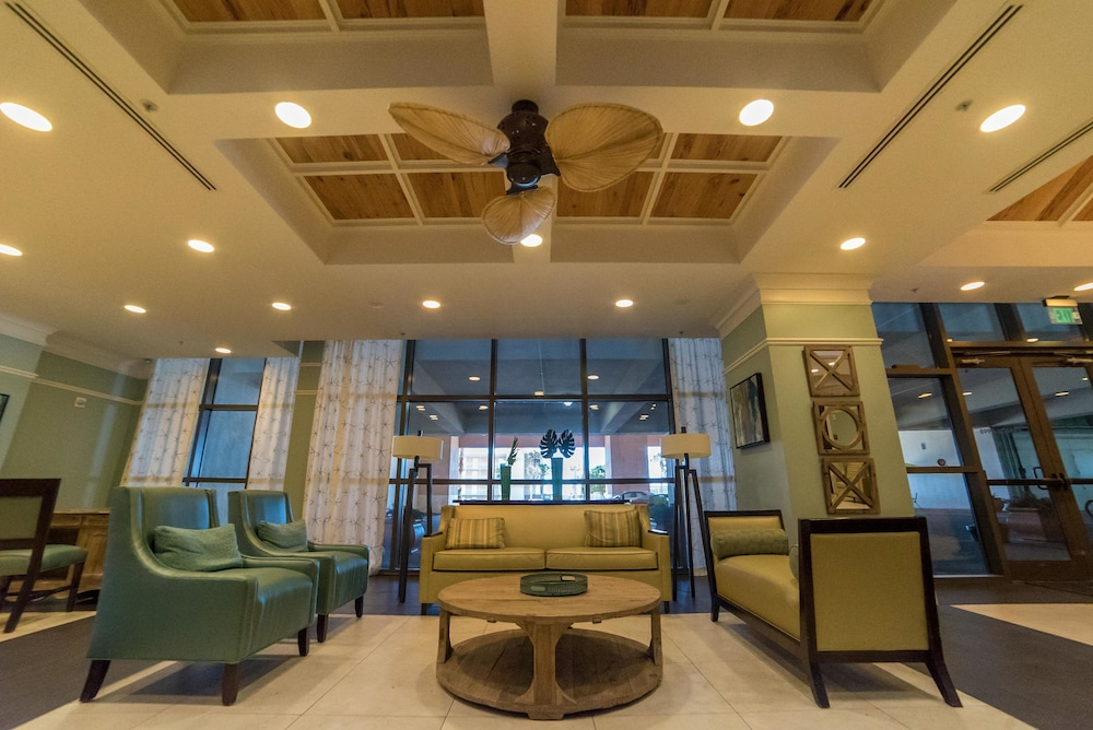 Lobby Sitting Area, Origin At Seahaven