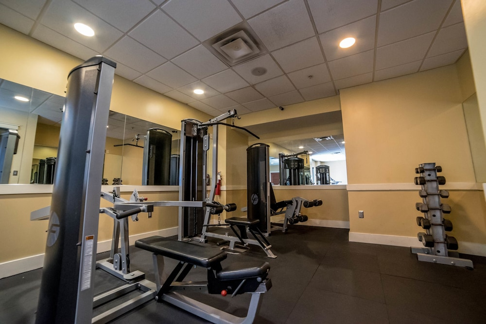 Gym, Origin At Seahaven