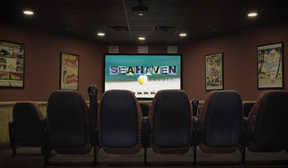 Interior, Origin At Seahaven