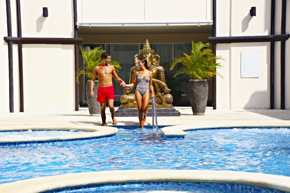 Spa, Sandos Playacar Select Club Adults Only- All inclusive
