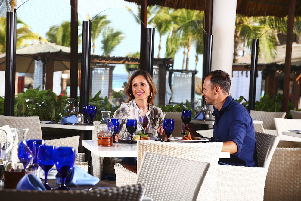 Restaurant, Sandos Playacar Select Club Adults Only- All inclusive