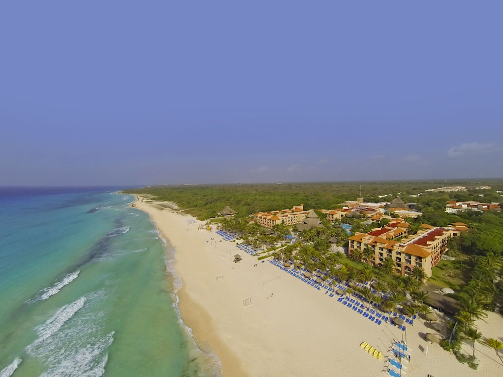 View from Property, Sandos Playacar Select Club Adults Only- All inclusive
