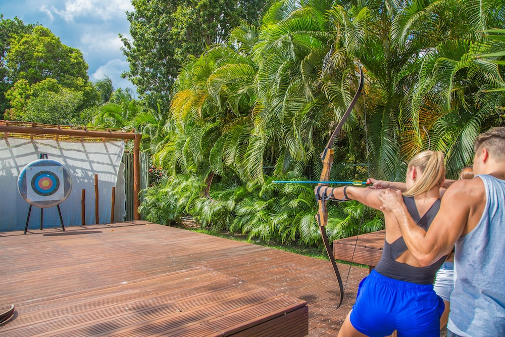 Archery, Sandos Playacar Select Club Adults Only- All inclusive