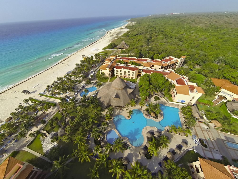 Aerial View, Sandos Playacar Select Club Adults Only- All inclusive