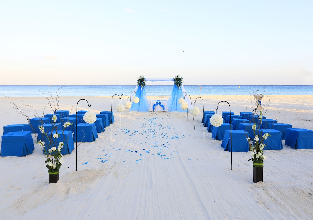 Outdoor Wedding Area, Sandos Playacar Select Club Adults Only- All inclusive
