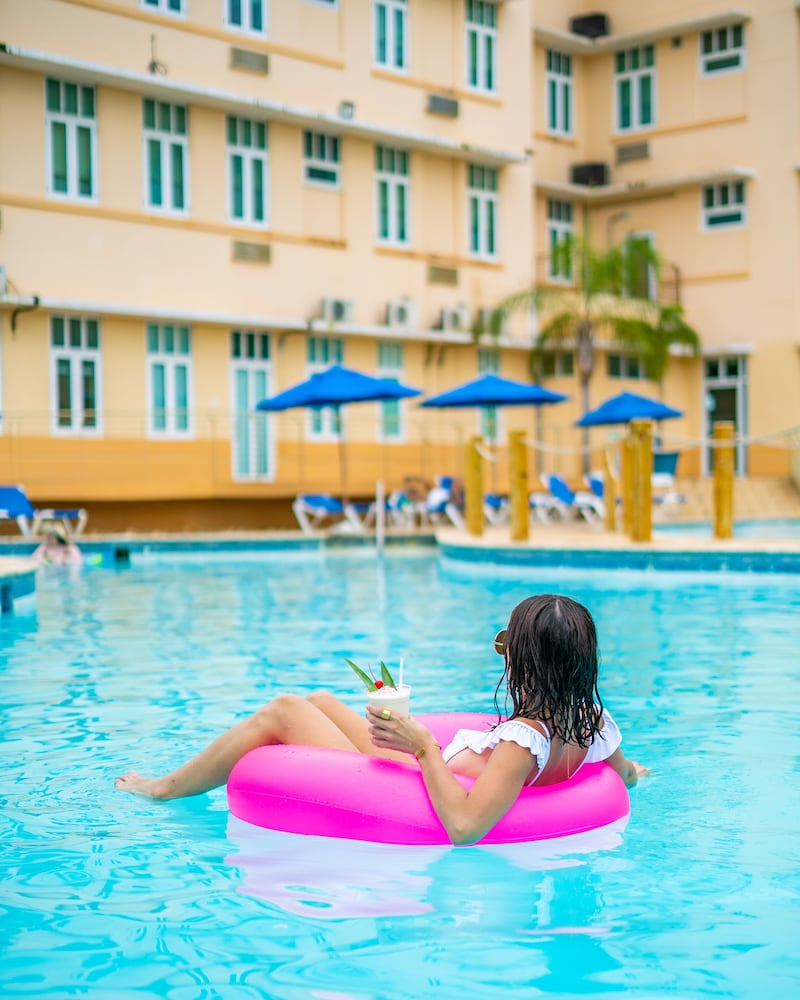 Pool, Courtyard by Marriott Aguadilla