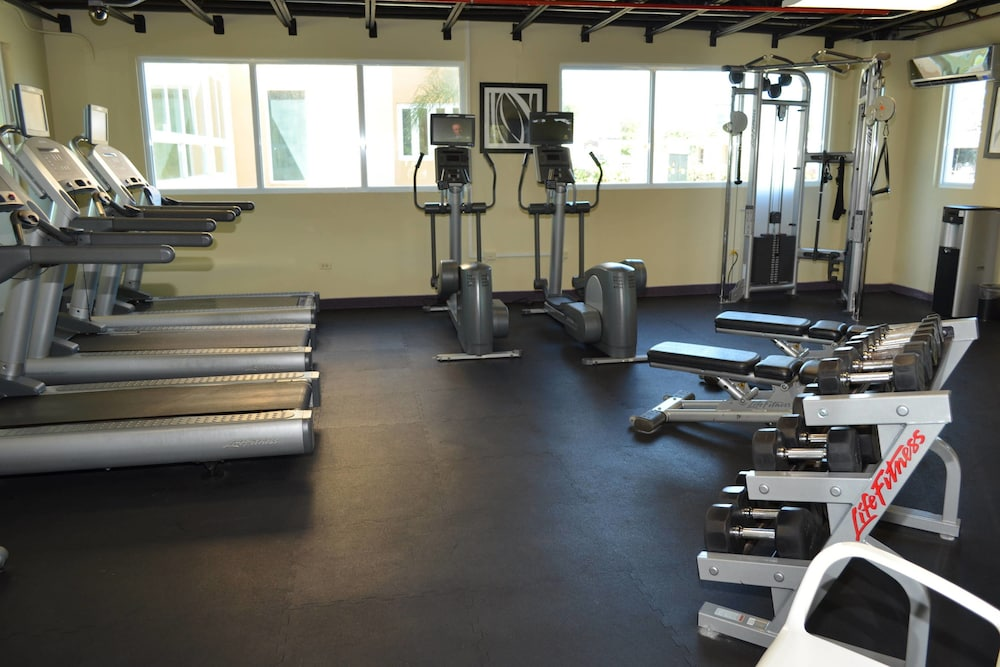 Sports Facility, Courtyard by Marriott Aguadilla
