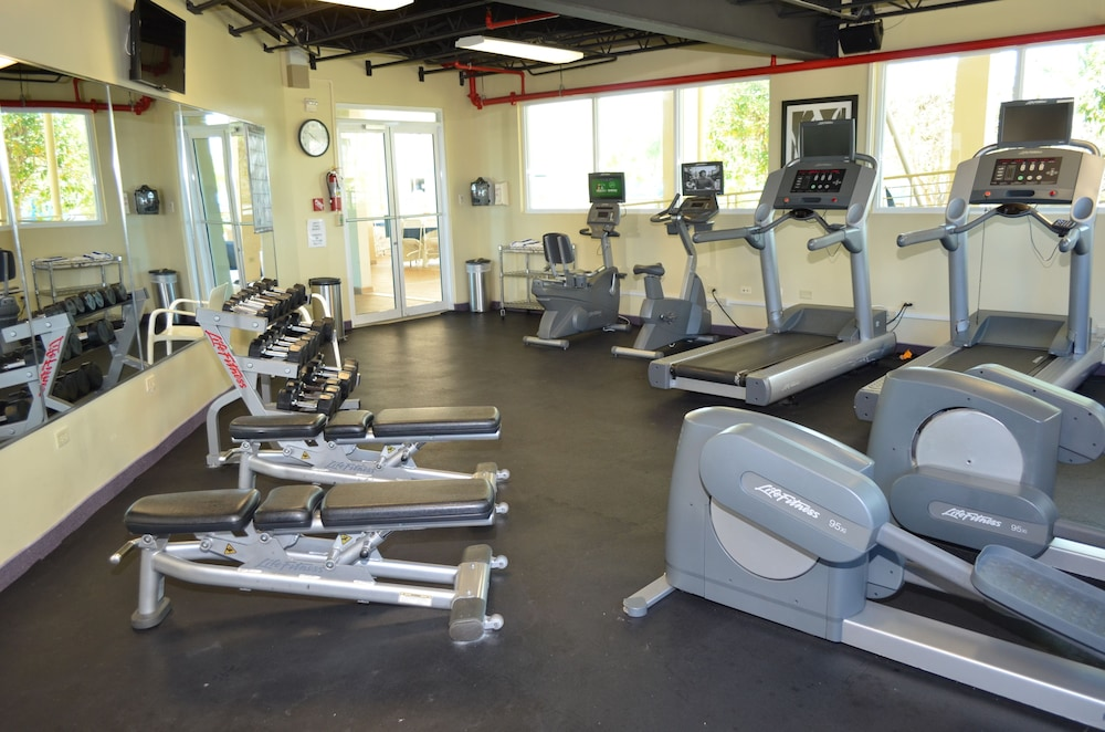 Fitness Facility, Courtyard by Marriott Aguadilla