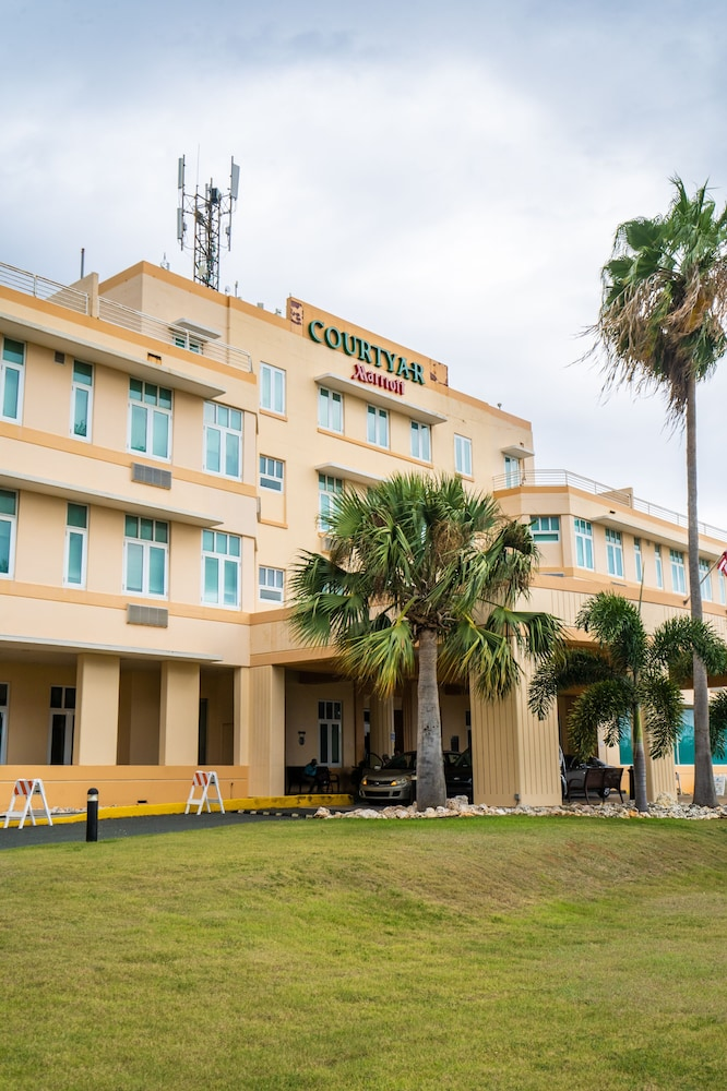 Exterior, Courtyard by Marriott Aguadilla