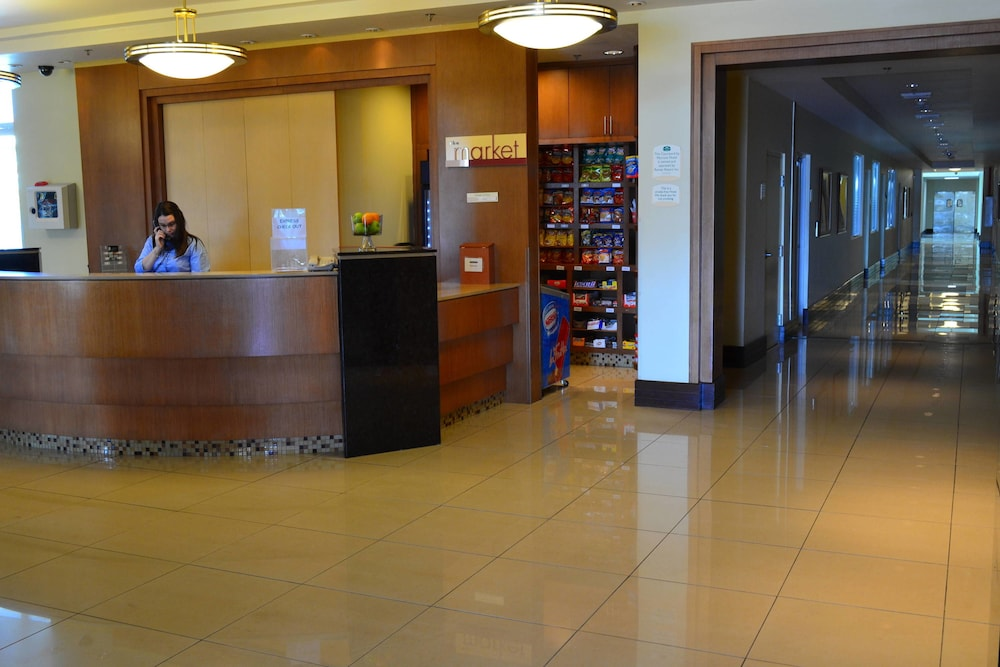 Lobby, Courtyard by Marriott Aguadilla