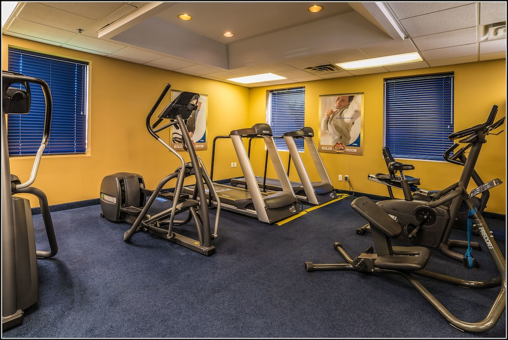 Fitness Facility, Georgian Bay Hotel Trademark Collection by Wyndham
