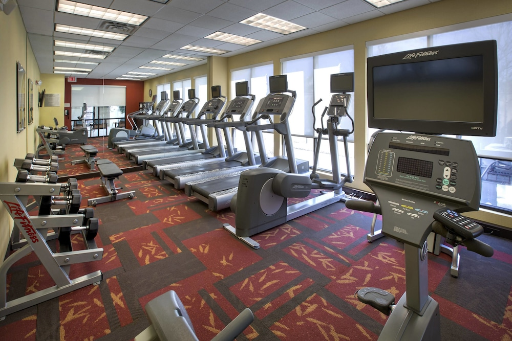 Fitness Facility, Courtyard by Marriott Paramus