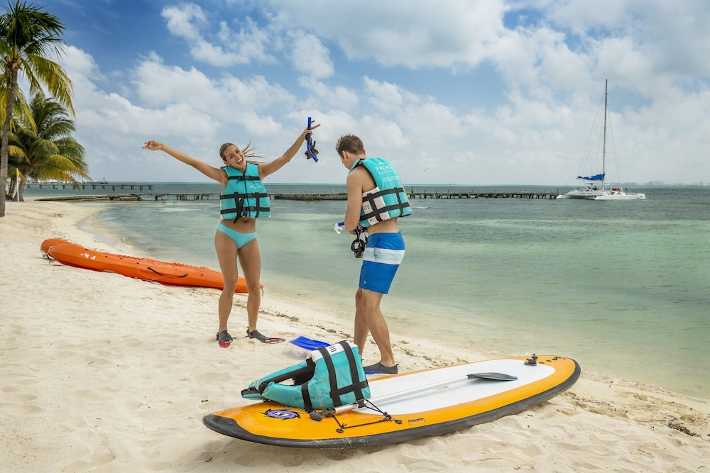 Kayaking, Isla Mujeres Palace Couples Only All Inclusive Resort