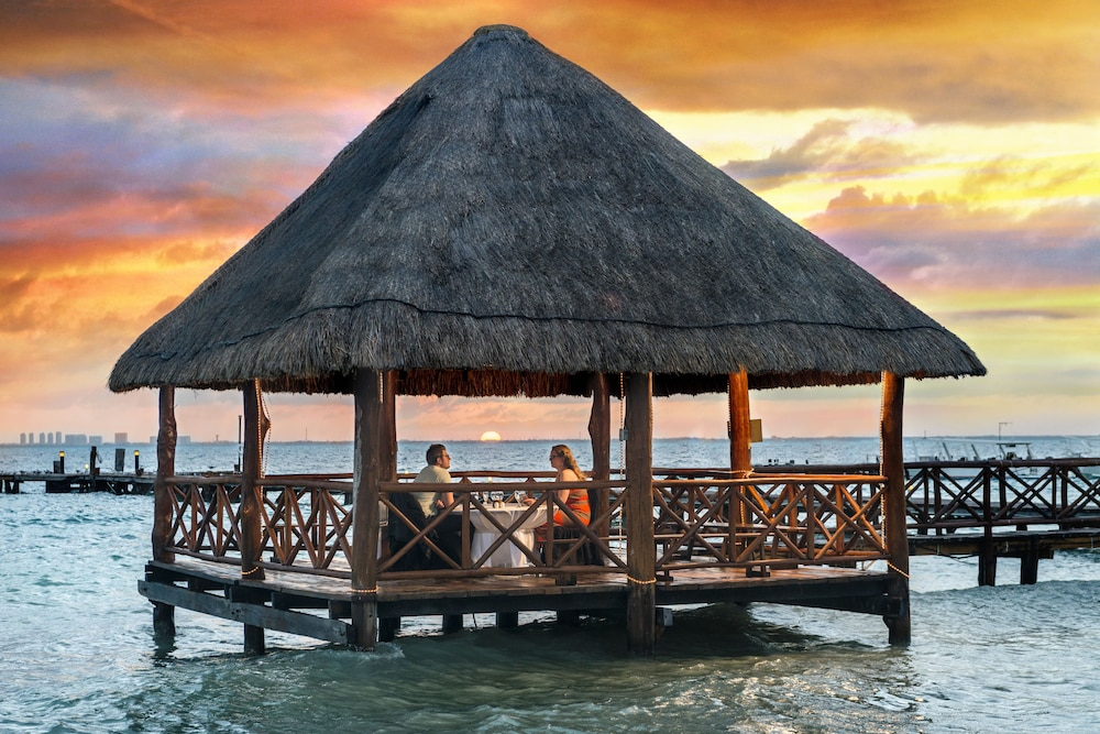 Gazebo, Isla Mujeres Palace Couples Only All Inclusive Resort
