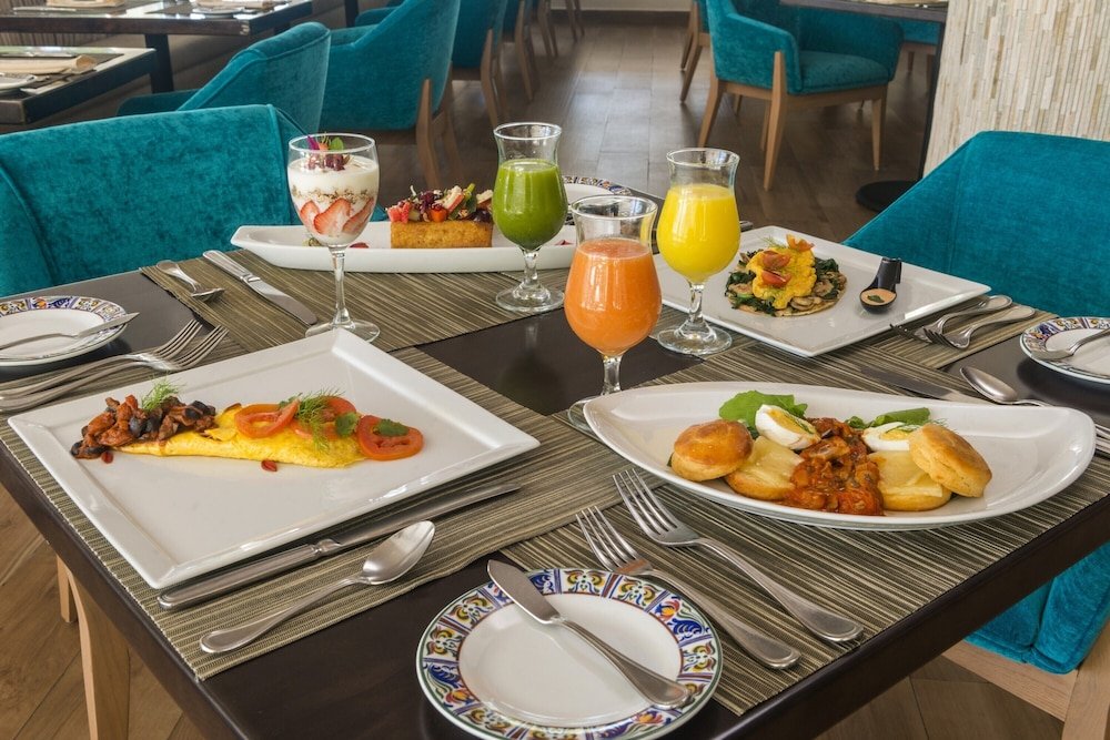 Breakfast Meal, Isla Mujeres Palace Couples Only All Inclusive Resort