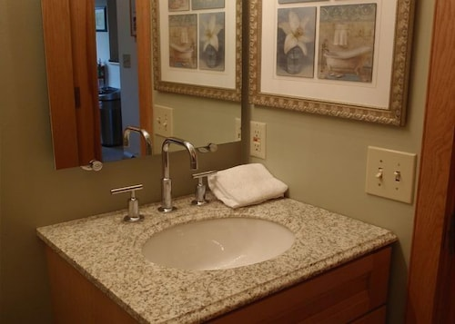 Bathroom Sink, Highridge Condominiums