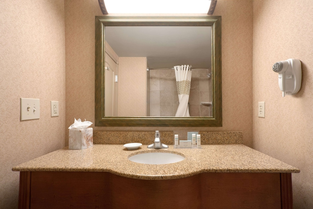 Bathroom, Hampton Inn Canon City