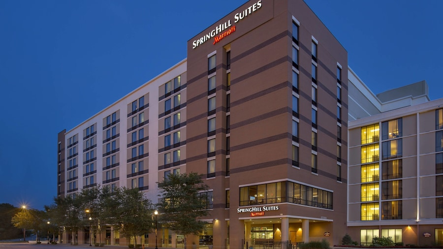 SpringHill Suites by Marriott Louisville Downtown