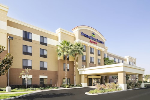 Great Place to stay SpringHill Suites by Marriott Fresno near Fresno