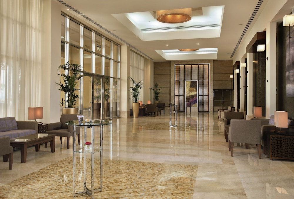 Amwaj Rotana Jumeirah Beach Residence 5 0 Out Of Aerial View Featured Image Lobby Sitting Area