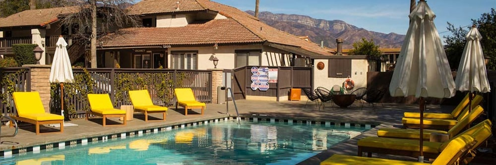 Outdoor Pool, Hummingbird Inn of Ojai