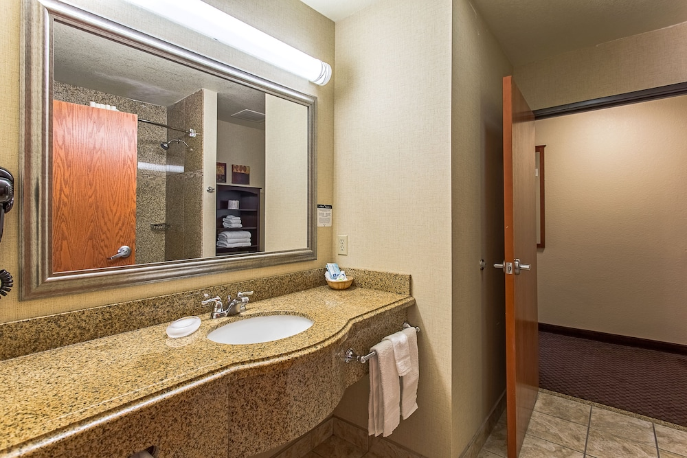 Bathroom, Hotel Ruidoso - Midtown