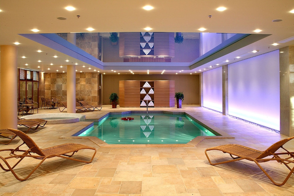 Indoor Pool, Divani Meteora Hotel