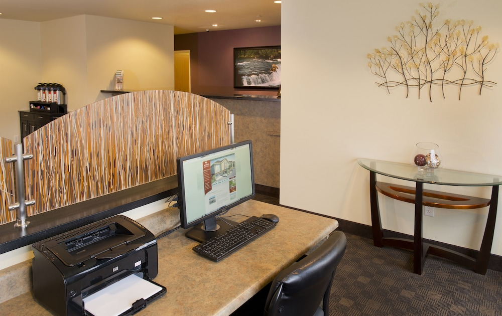 Lobby Lounge, Aspen Extended Stay Suites Kenai