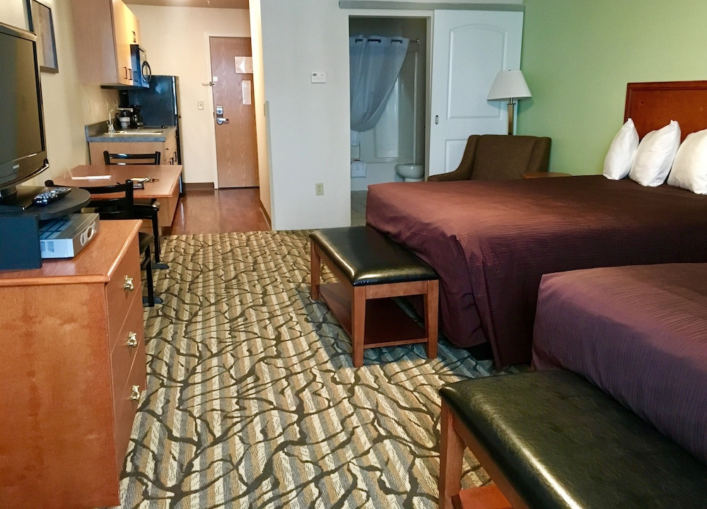 Room, Aspen Extended Stay Suites Kenai