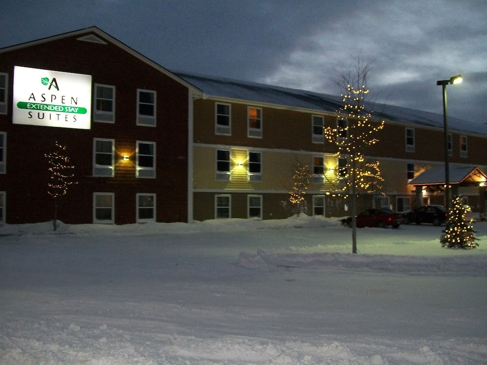 Front of Property, Aspen Extended Stay Suites Kenai