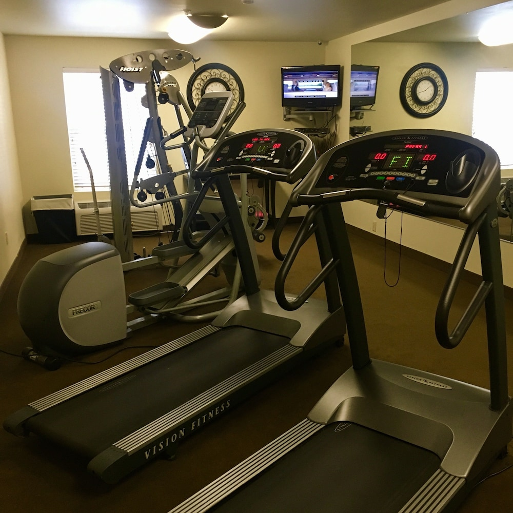 Fitness Facility, Aspen Extended Stay Suites Kenai