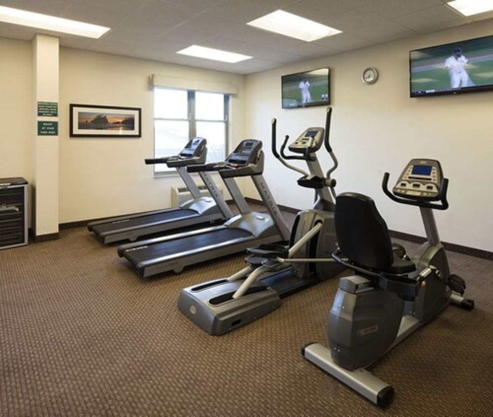 Fitness Facility, Delta Hotels by Marriott Guelph Conference Centre