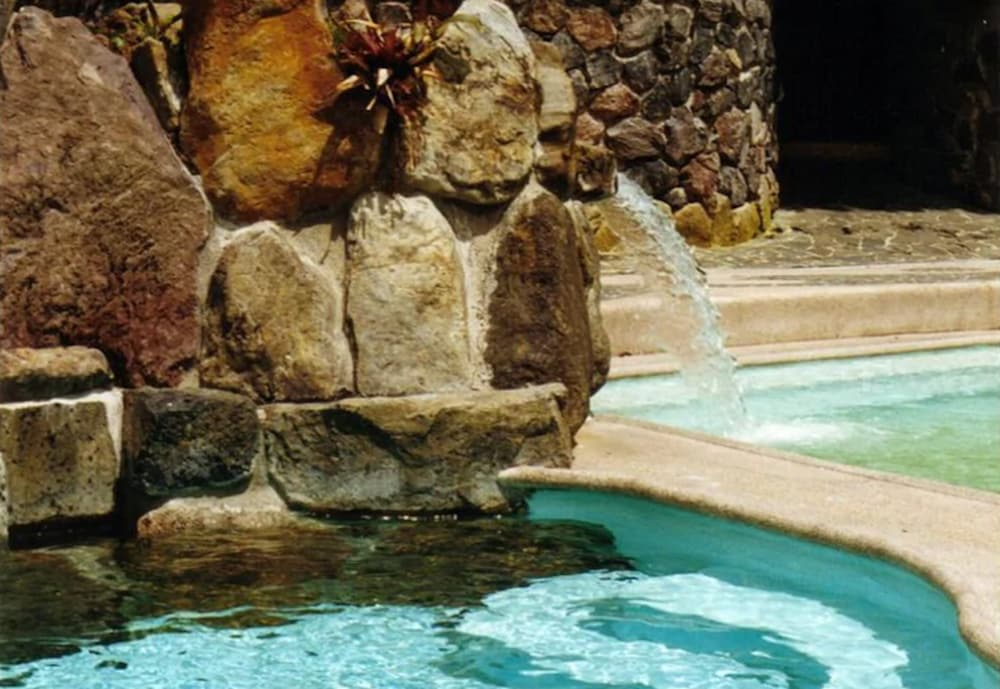 Outdoor Spa Tub, Termas de Papallacta