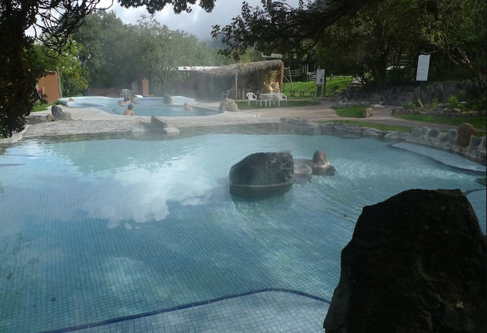 Outdoor Pool, Termas de Papallacta