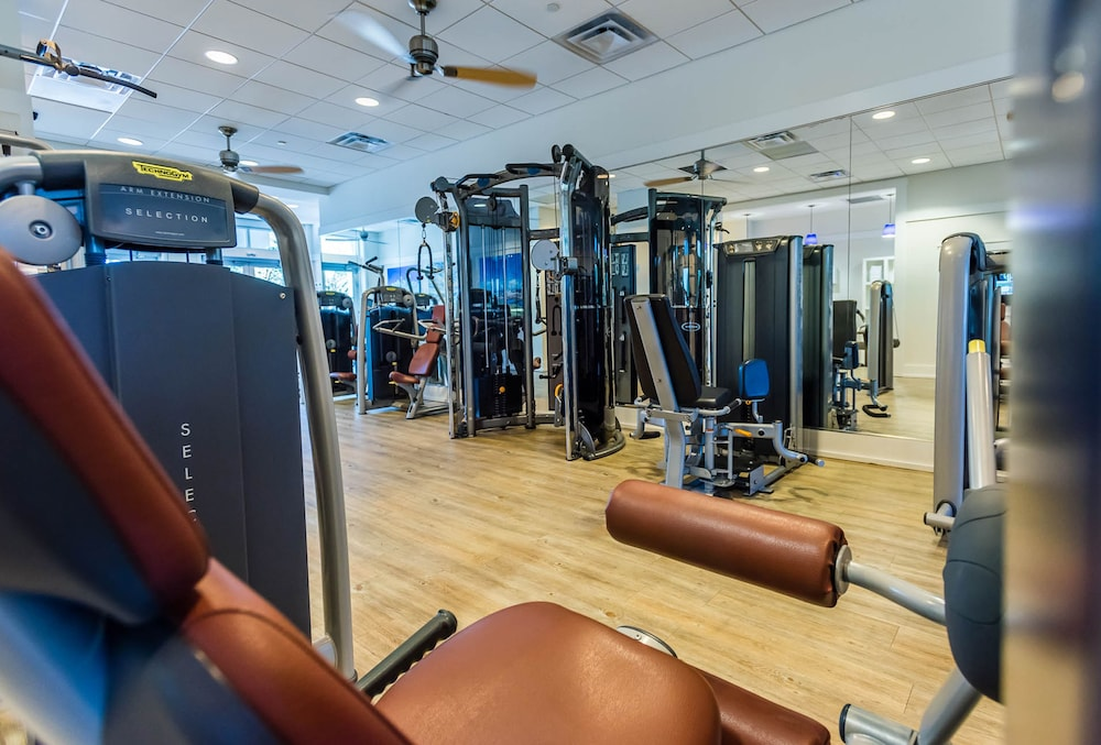 Fitness Facility, WaterSound Inn