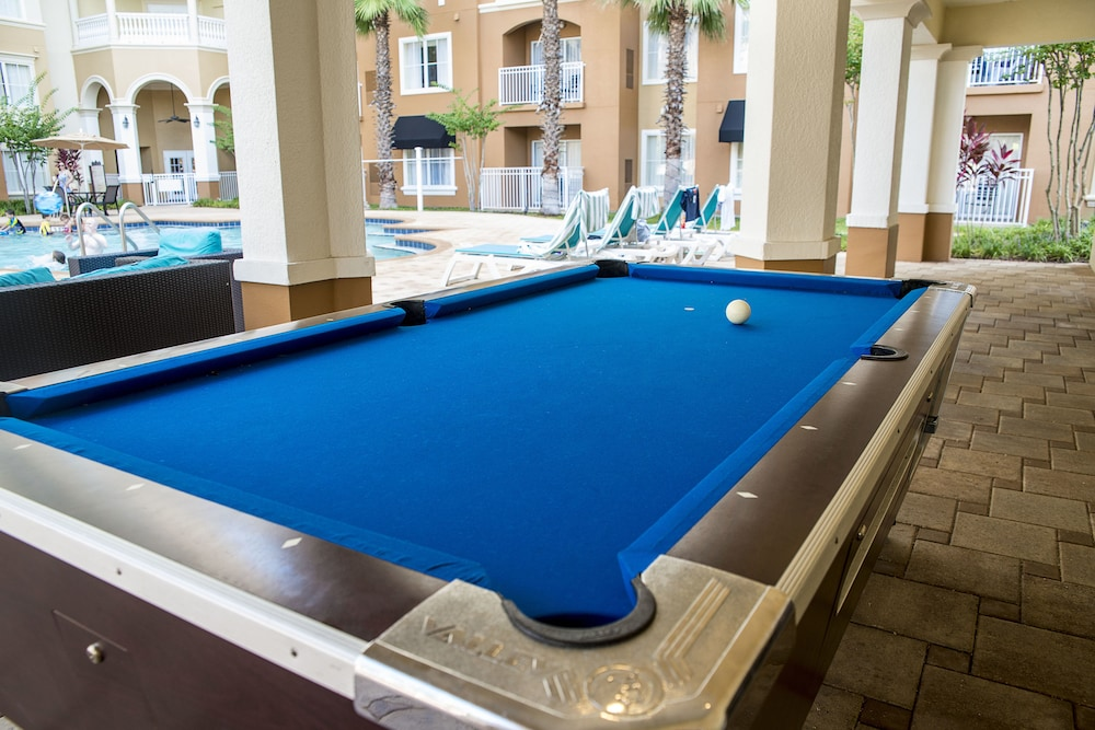 Billiards, The Point Hotel & Suites