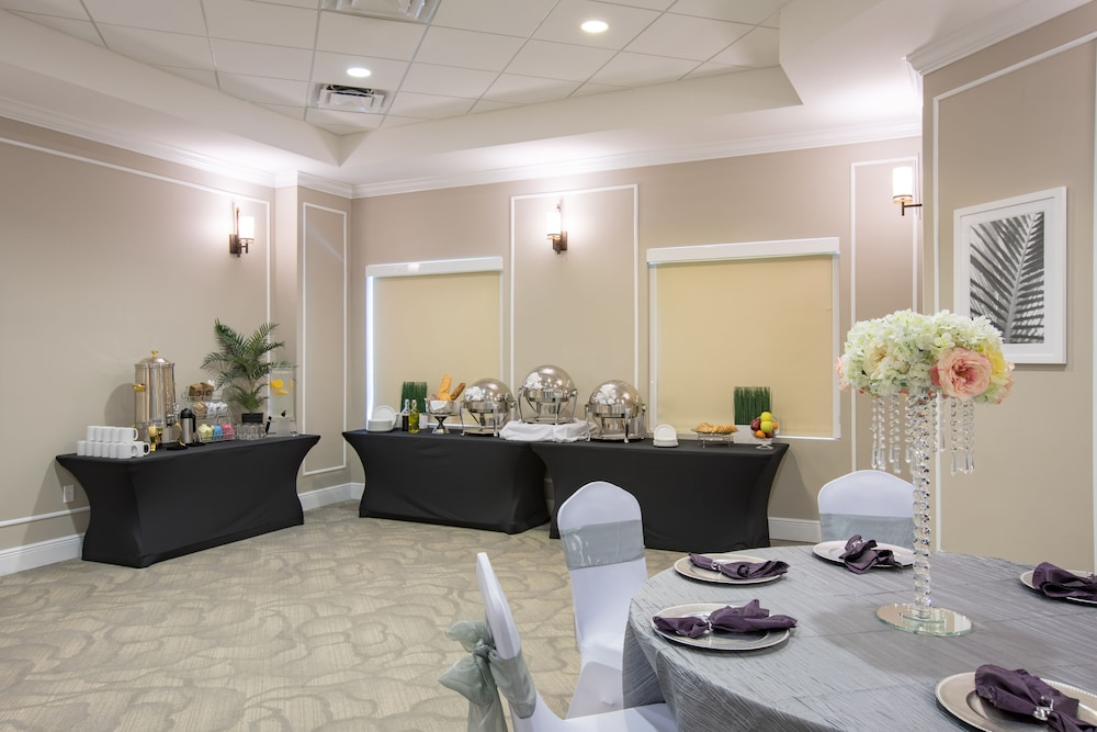 Banquet Hall, The Point Hotel & Suites