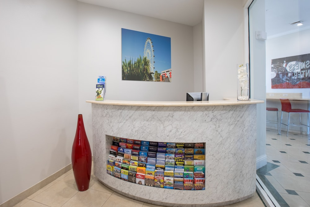 Concierge Desk, The Point Hotel & Suites
