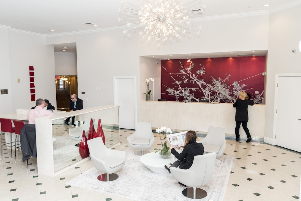 Lobby, The Point Hotel & Suites