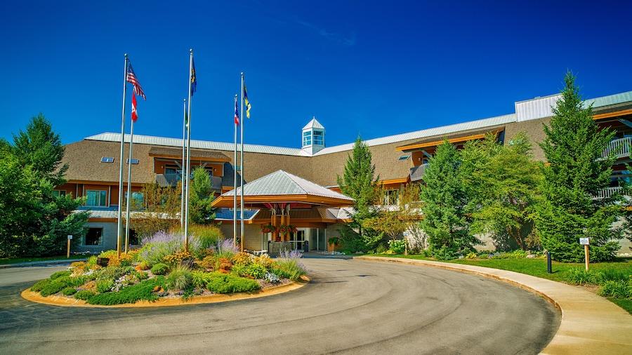 The Lodge at Cedar River, Shanty Creek Resort