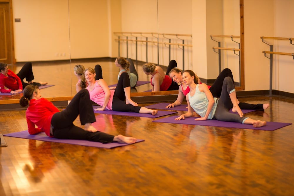 Pilates, The Lodge at Spruce Peak