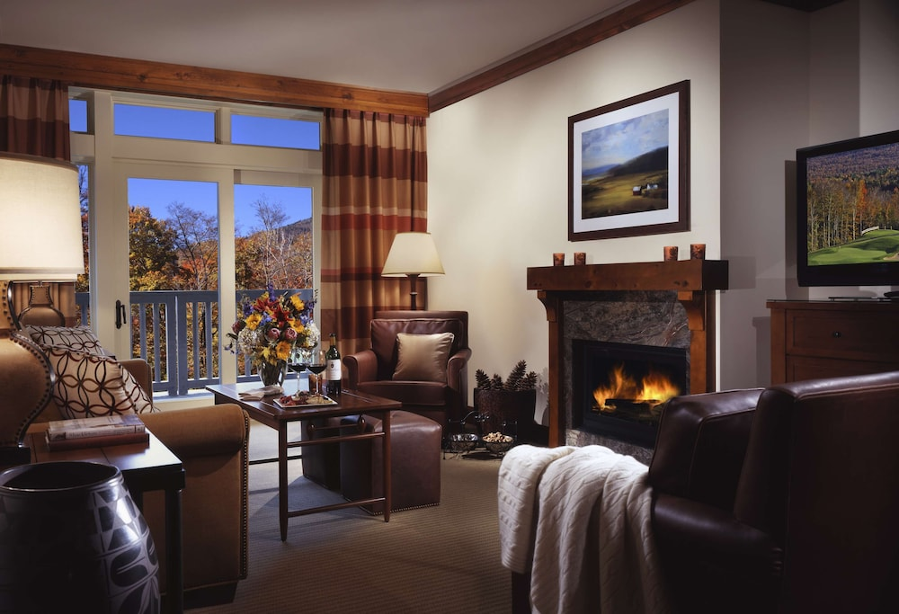 Room, The Lodge at Spruce Peak
