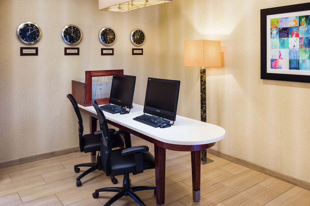 Business Center, Homewood Suites by Hilton Virginia Beach/Norfolk Airport