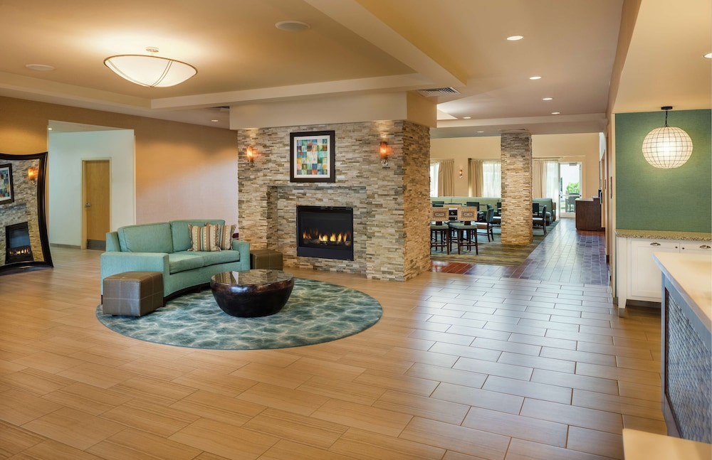 Lobby, Homewood Suites by Hilton Virginia Beach/Norfolk Airport