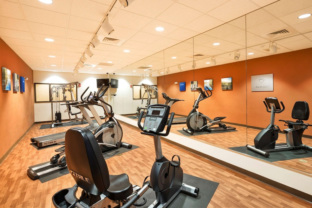 Fitness Facility, Comfort Suites Goodyear