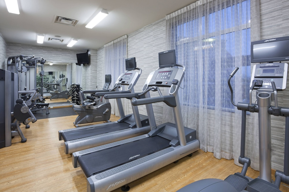 Fitness Facility, Courtyard by Marriott Minneapolis Maple Grove/Arbor Lakes